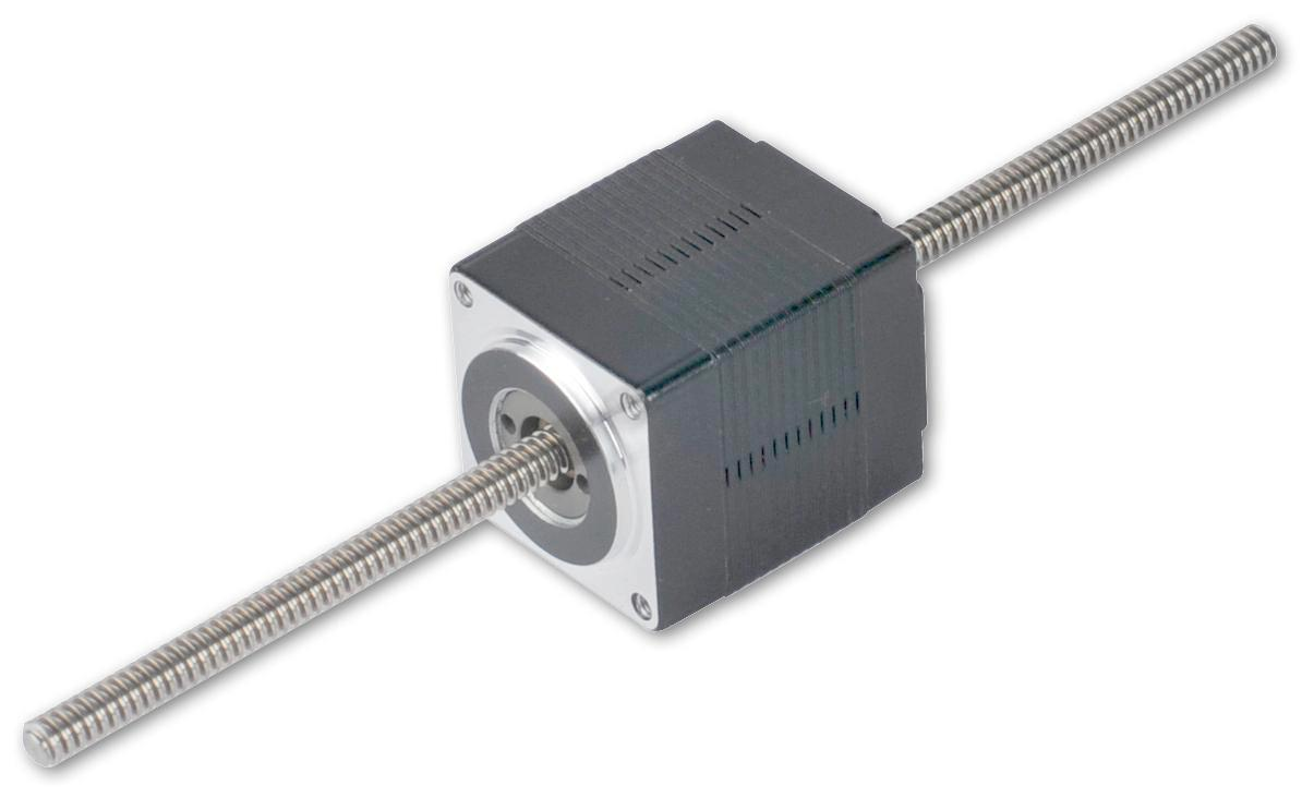 Linear stepper motor bande transporteuse caoutchouc for Servo motor linear actuator